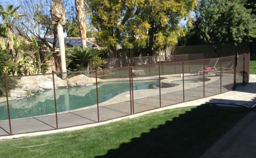 Pool Fence Installation