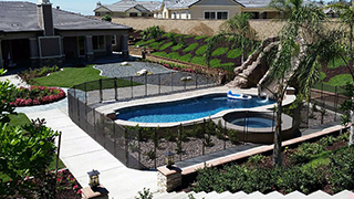 Pool Safety Fences & Pool Fence Installation | LA Pool Guard